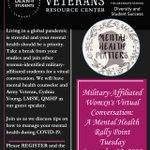 Image for the Tweet beginning: The Carolina Veterans Resource center