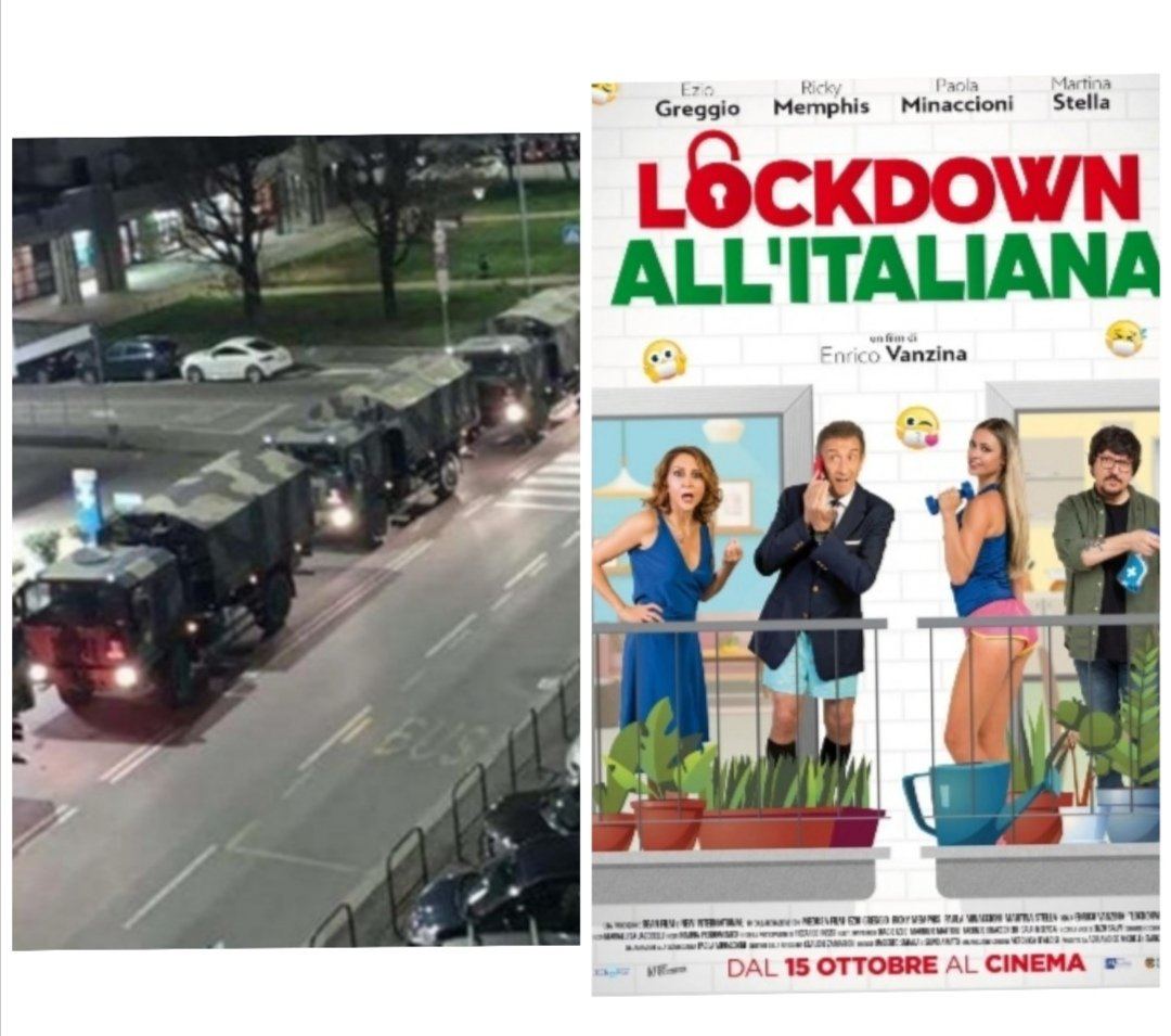 #lockdownallitaliana