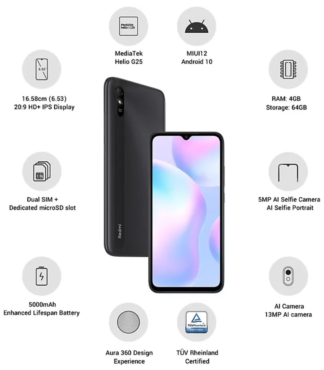 Redmi 9i #BigOnEntertainment | 4GB Version of Redmi 9A  Please watch my video and my opinion in the description 😞😞 https://t.co/MsRnd9XKgw