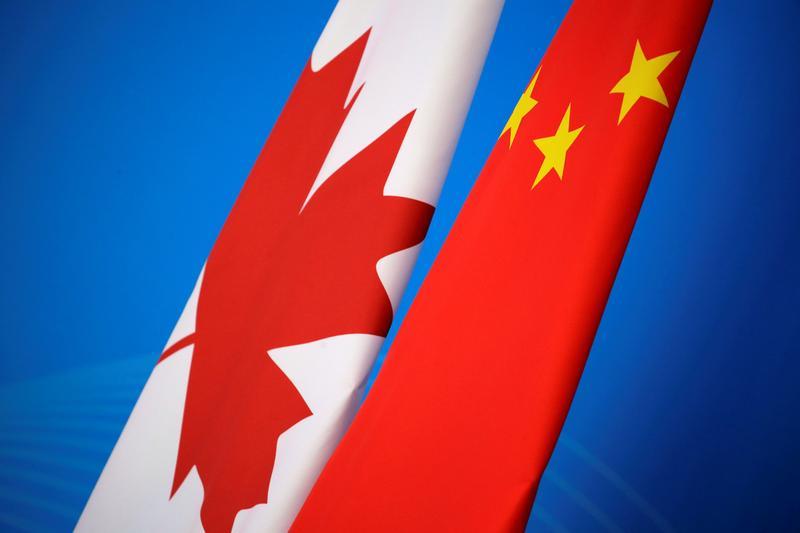Canada drops free trade talks with China: The Globe and Mail https://t.co/rwQmFUwy2v https://t.co/jo9pQTJi9j