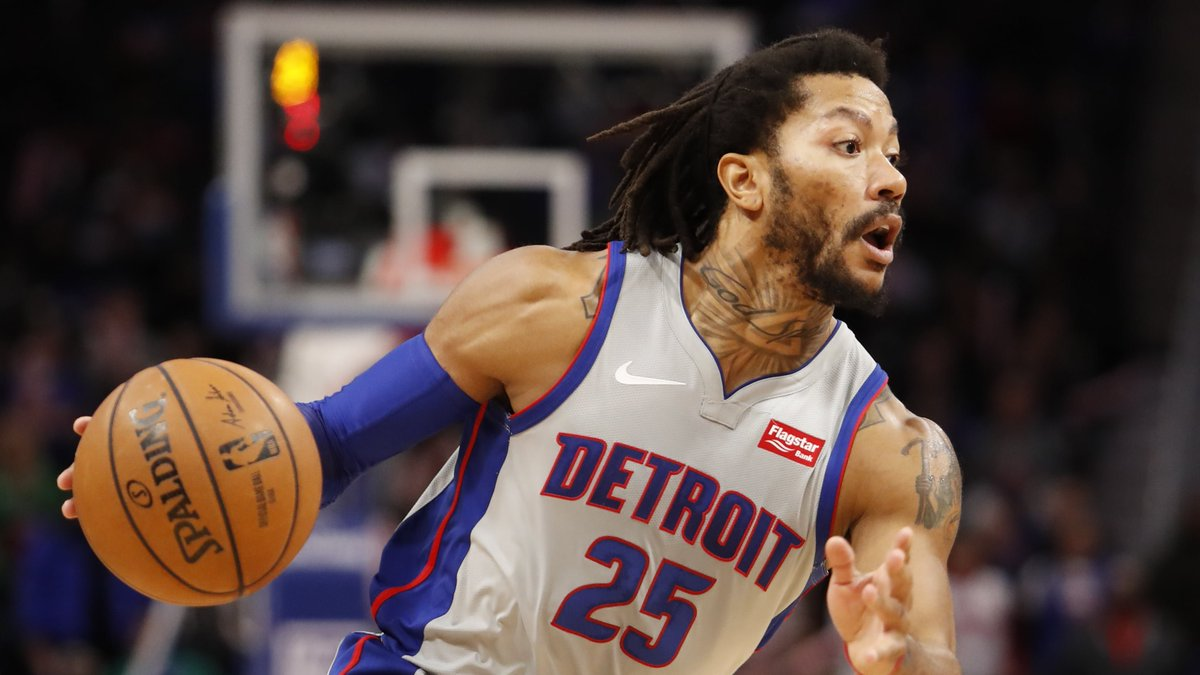 Clippers Reportedly Looking To Trade For Derrick Rose #DetroitBasketball #DetroitPistons #Detroit #Pistons #ClipperNation #LosAngelesClippers #LosAngeles #Clippers #NBA #NBATwitter #NBATwitterLive #DerrickRose  Read More- https://t.co/uiEYbPAncF https://t.co/DbGtAireto