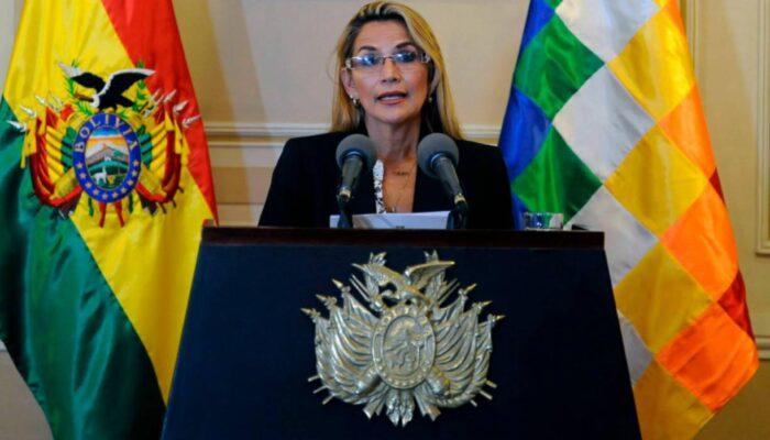 #Internacionales| Presidenta de Bolivia renuncia a su candidatura en comicios de octubre  Lee más #ElCandelazo 🔥  👉https://t.co/kNyTkqOtAD  #19Sep https://t.co/ArdhyEU10U