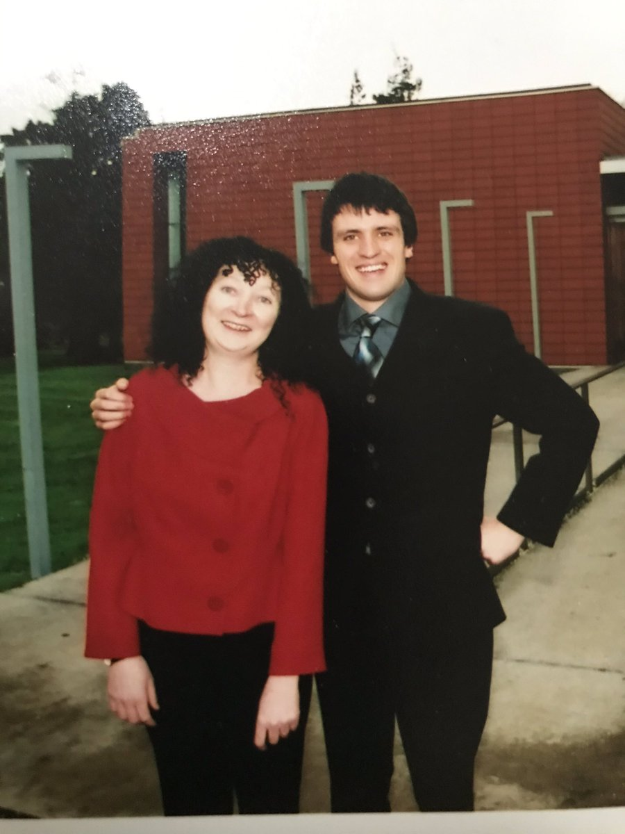 Our sincerest condolences to all her family and friends. She will be missed by everyone at Cork Public Museum.  The picture shows Stella and current curator Dan Breen at the opening of the museum extension in February 2005.  RIP https://t.co/OMVqroJwzw