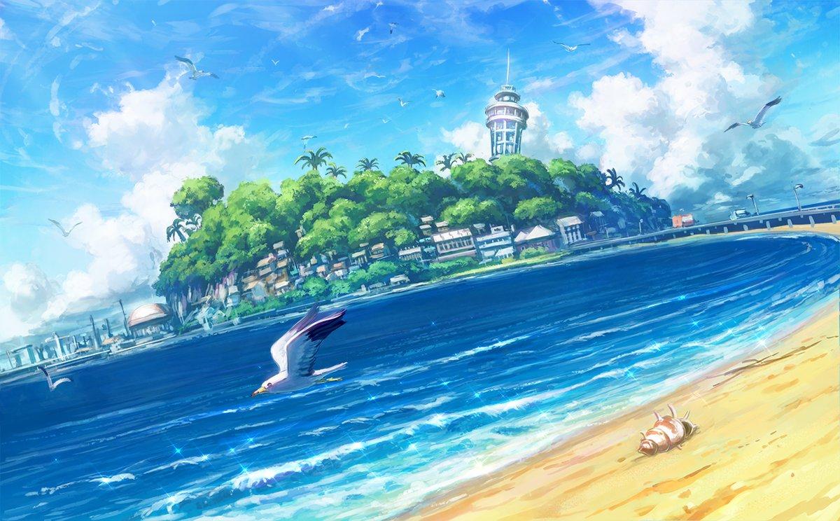 ◯お知らせ志麻様、センラ様の新曲「ファイティンサマーカーニバル」の背景(江ノ島)で参加させていただいております。下記リンクからご視聴くださいませ。よろしくお願いいたします!