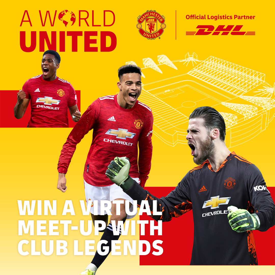 Don't miss your chance to meet a club legend in this month's A World United competition! 🌍  Enter now! 👇  https://t.co/lA2nUcFdaX https://t.co/Xc08B2opSh