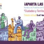 Image for the Tweet beginning: 📅 #ApartaLasFechas para nuestro encuentro
