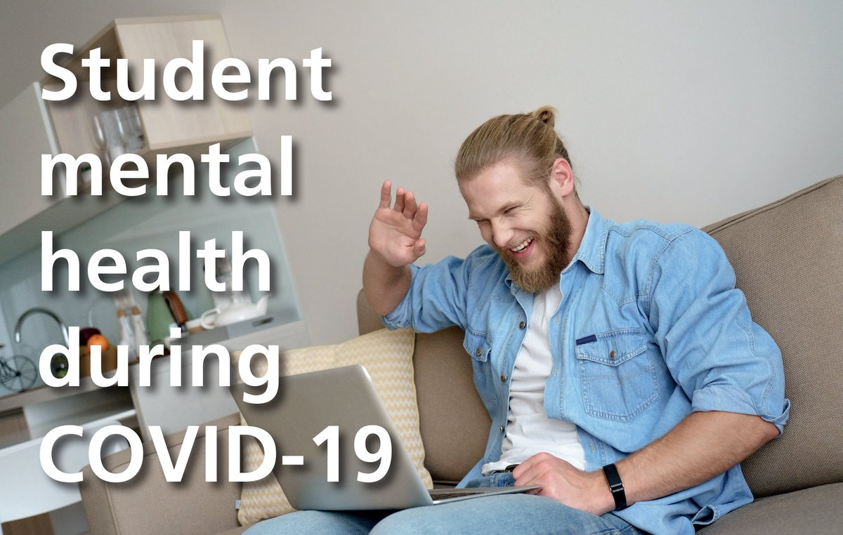 Our latest #coronavirus  blog looks at 'Student Mental Health during COVID-19'. In response to the pandemic, a comprehensive online hub of resources has been developed to provide a range of advice and information on factors affecting #mentalhealth. Info @ https://t.co/1UZdw7hC0I https://t.co/slZM4Omfq3