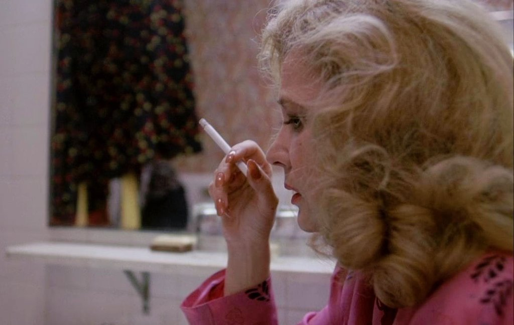Bryce Dallas Howard Smoking