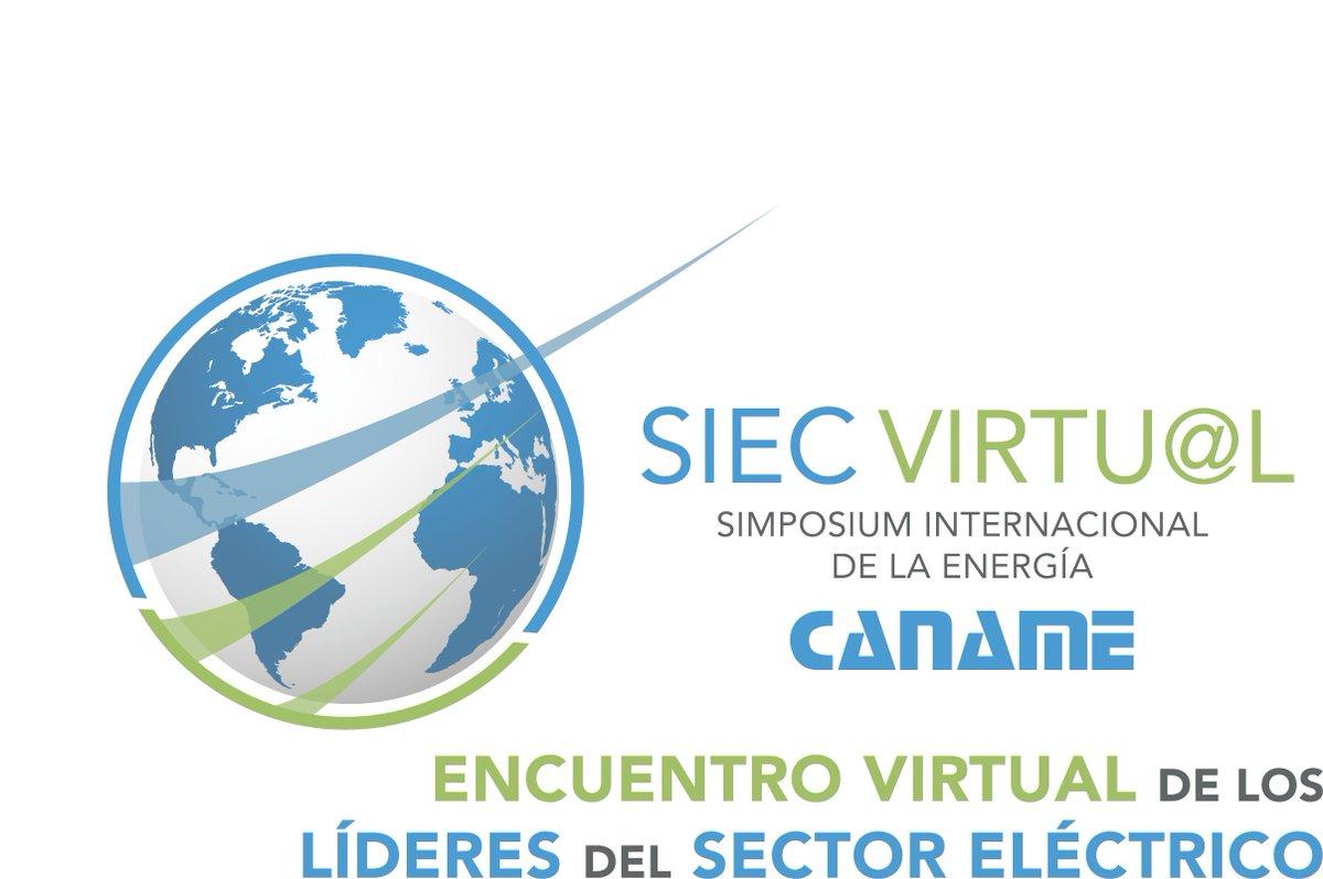 CANAME invita: Persepectivas, retos y oportunidades para la #industria #eléctrica mexicana. Evento virtual 23 y 24 de septiembre. Regístrate ahora: https://t.co/IgA9Rn18fo https://t.co/giVJ54aWPW