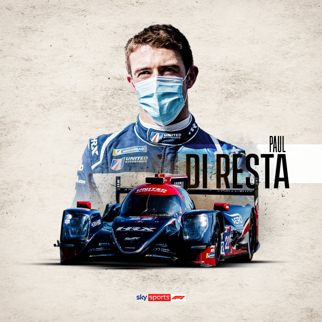 Wishing luck to our own @antdavidson and @PaulDiResta racing in the #LeMans24 this weekend! ⏱  Paul di Resta put the #22 on pole! 👏  #SkyF1 https://t.co/3RPYwNOgSb