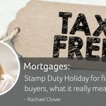 Image for the Tweet beginning: The Stamp Duty holiday ends