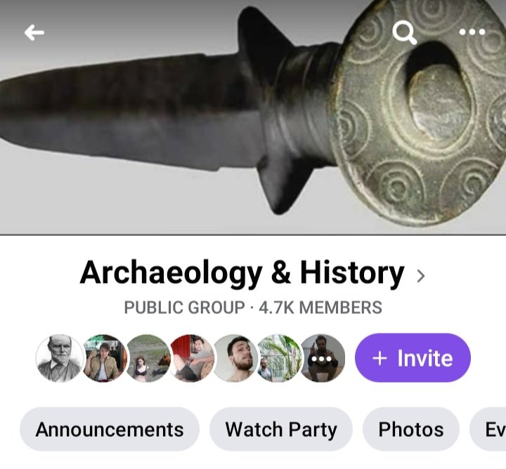 @dhabirecorder If youre interested in the genre is recommend checking out a Facebook group called Archaeology & History.