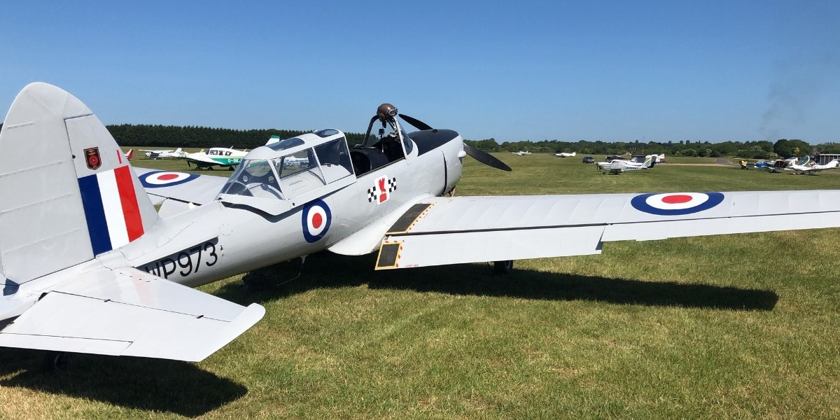 How do you fancy the chance to win a 30-minute introductory flight experience in a 1952 de Havilland DHC1 Chipmunk? Organised by Jacob the Pilot, purchase a £5 ticket to experience the thrill of flying a 1950s military trainer! Find out more here:👉 fal.cn/3ap7y