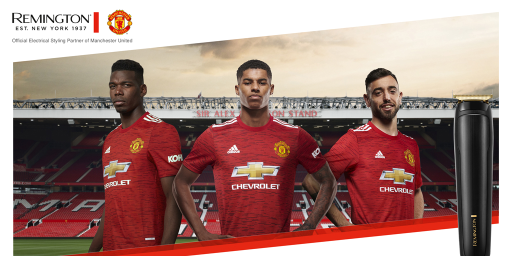 New season ✅ New kit ✅ Fresh trim ✅ @manchesterunited players are ready for the new season and looking sharp. Achieve your look with our T-Series Hair & Beard Trimmer