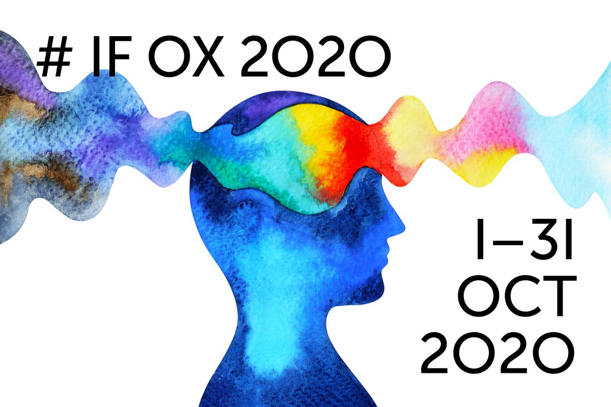 Take a look at (and sign up for) the @NIHRresearch-backed talks in October at this year's @Oxford_IF  Topics include #diabetes #WeightLoss #sleep & metabolism #anxiety & #endometriosis  https://t.co/UKM9AWElPb https://t.co/VKRukKbXP9