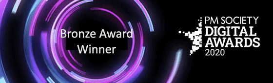 We are delighted to have won the Bronze Award at the @PMSociety Digital Awards 2020 Read all about it here: https://t.co/UVAewK0JtR Well done to all the finalists and winners 👏🏼  #marketaccess #vagusnervestimulation #VNS #digitalawards #awards2020 https://t.co/6HnDkq1lbq