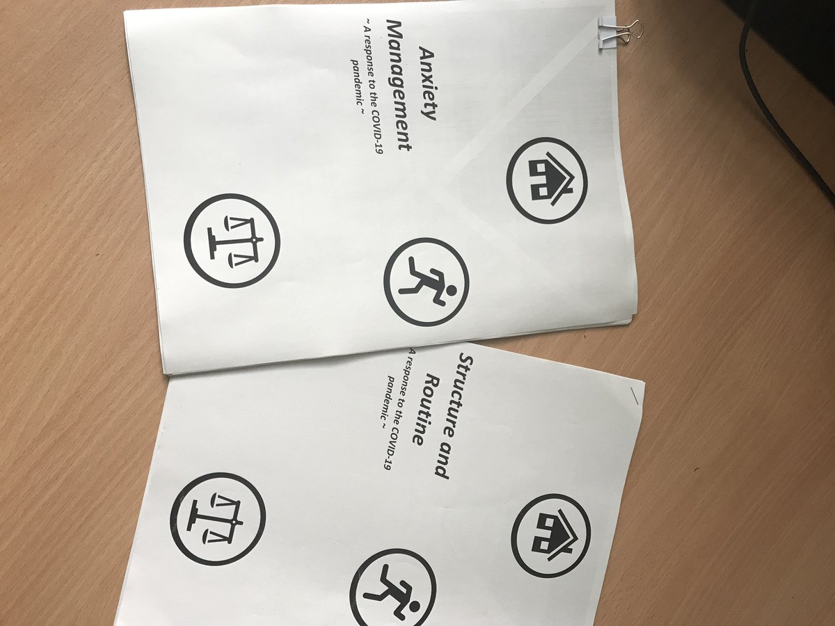 OT's have been adapting the ways in which we support individuals during COVID-19 by designing packs for telephone contact/remote access @Carolyncahpo @NHSGGC @JaneGr01 @SM_GCHSCP @sammhahp #OTMH #CPD #Creativeskills https://t.co/UWNOFLIqvK