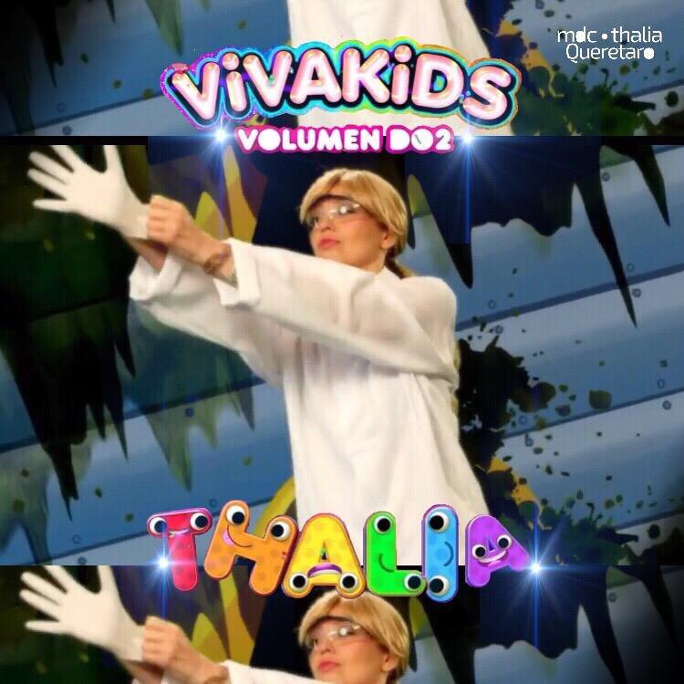 Encuentra las mejores canciones en viva kids 2 de @thalia   @mdcqueretaroo @mdcthalia thali#mdcqueretaro ✨✨#ThaliaMDCContigoSiempreEsta  #MDCThalia #kids #niños #cartoon #MDCThaliaQueretaro  #thalia #thalianewmusic #music #musica #vivakids2 #vk2