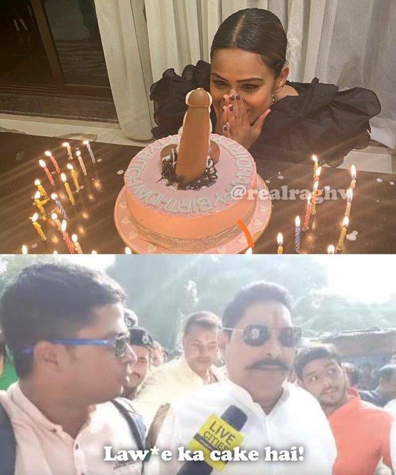 Happy Birthday Nia Sharma