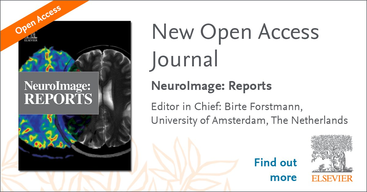 NeuroImage: Reports, a new #openaccess journal, welcomes replication studies and null results, which will be published at no cost to the author. Find out more https://t.co/NZYYJ8nJM2 https://t.co/ZX1rb0jhaZ