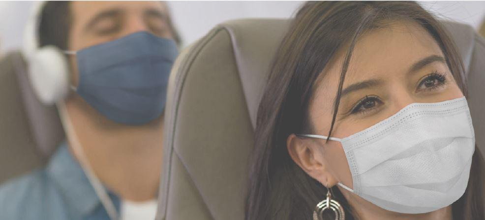 Face masks are a critical layer of protection to help reduce transmission of COVID-19 throughout the air travel journey.   More from experts at @HarvardNPLI here: https://t.co/nEbtlmFB5p https://t.co/xvZGz1sUcd