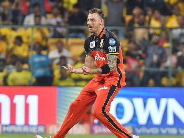 Fastest Ball in The History of IPL - 154.8  (Dale Steyn)  Fastest Ball by an Indian in IPL - 152.9 (Navdeep Saini)  How Many of You Waiting To See This Duo 😎🔥  #RCB  #PlayBold https://t.co/hNIB2Nh2k5