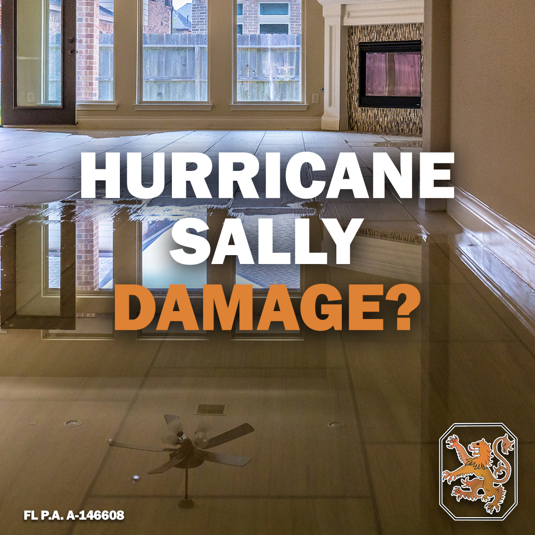 Has your home or business suffered ensuing water damages from the recent #HurricaneSally event?  Let Claim Specialists, Inc review your #HurricaneMichael claim and damages to see if you have ensuing damages.  Call for a free consultation! 850-692-4606 | https://t.co/ERQTqseEfU https://t.co/qFMzz0zjOD
