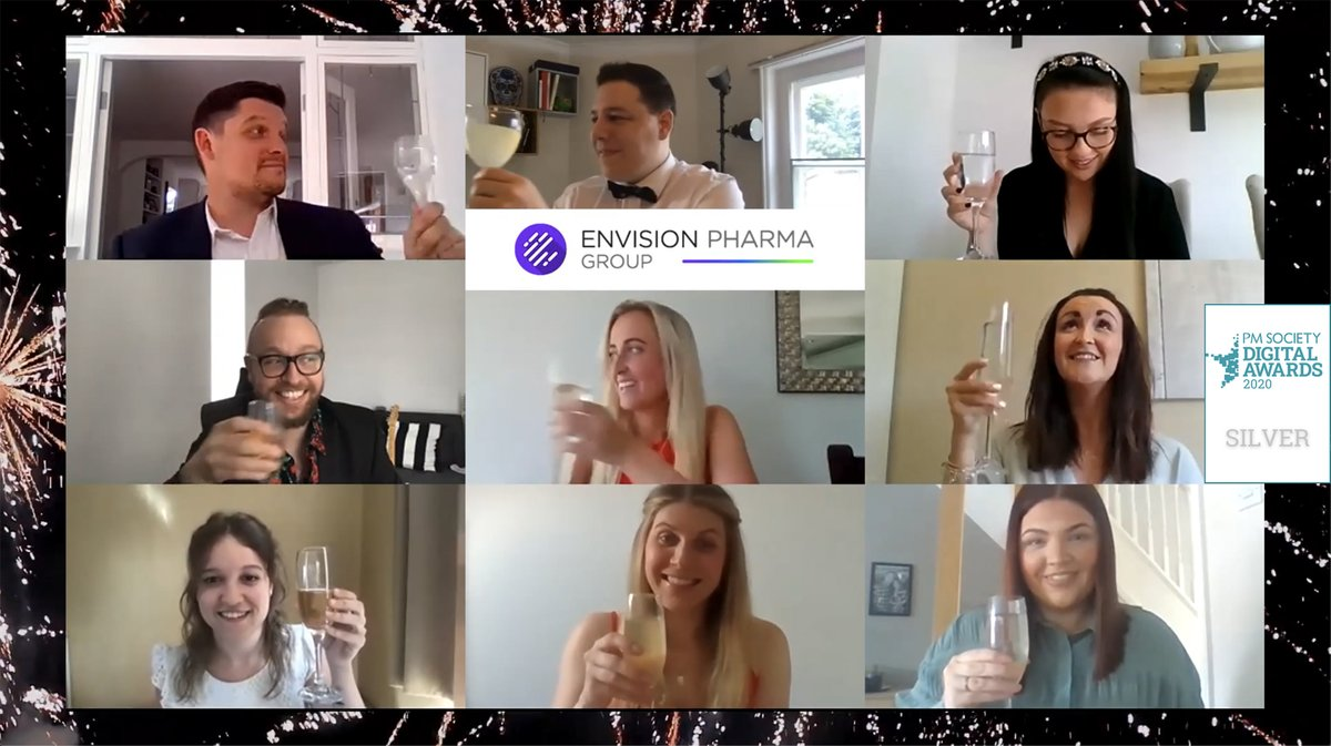 Envision Pharma Group scoops two Silvers at the PM Society Digital Awards 2020 @PMSociety #DigitalAwards https://t.co/BNCiJEvpcf https://t.co/KE7qczLUzG