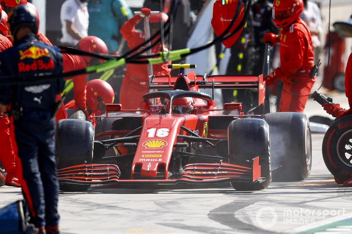 """Ferrari lleva actualizaciones a Rusia pero dice que no cambiará el """"panorama general""""  Click aquí 👉👉👉https://t.co/jHa8Q9UbQh  #LuisMotores #Motorsport #Ferrari #Formula1 #SF1000 #RussianGP #FelizViernes https://t.co/PxUqz76u92"""