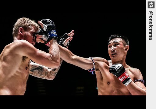 See ONE: A NEW BREED III | Fight Highlights https://t.co/1o5GhrwSaN #onefcmma https://t.co/EL8gmXMbDy