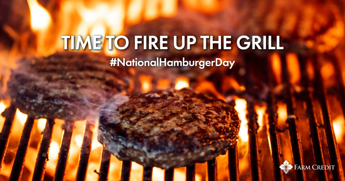 Happy #NationalHamburgerDay! What's the secret to making the perfect hamburger? https://t.co/WK7dCMsv6F