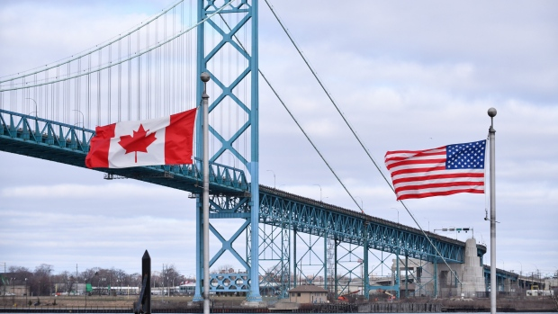 Canada-U.S. border closure extended to Oct. 21