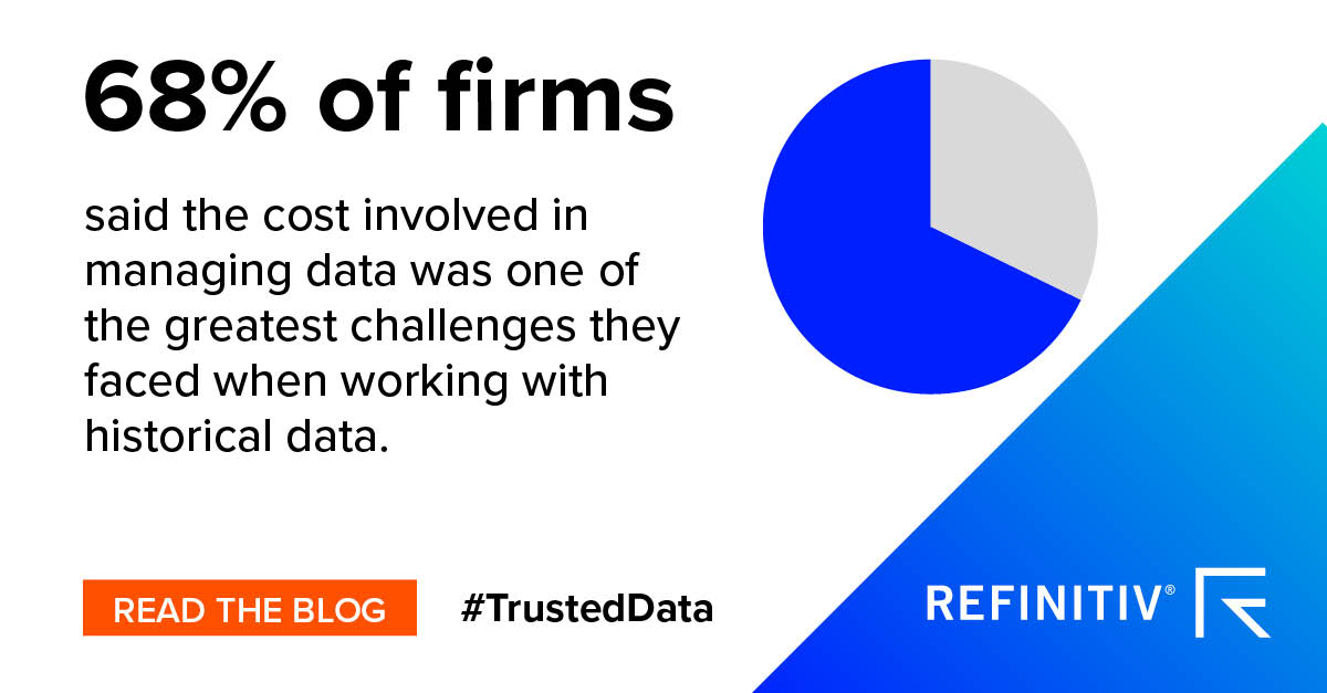 Find out how #DataScientists can embrace new approaches by using #cloud-based historical and real-time #TickData to lower costs and improve agility. https://t.co/3Pu6nrGYyW @Refinitiv #SmarterTrading #CloudReadyData #TrustedData https://t.co/35096NNdRO