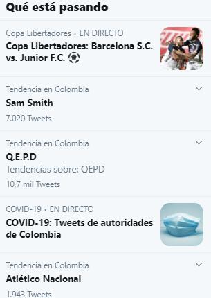 Anoche estuvo #TT #SamSmith y con una modestia esperanza de que vuelva de nuevo a #colombia después de 2023 mas o menos ¿sera que ese #SS3 tendrá #exito? 💔 @umusiccolombia @umg   #newmusic  #newera https://t.co/P6cRG8KlXJ