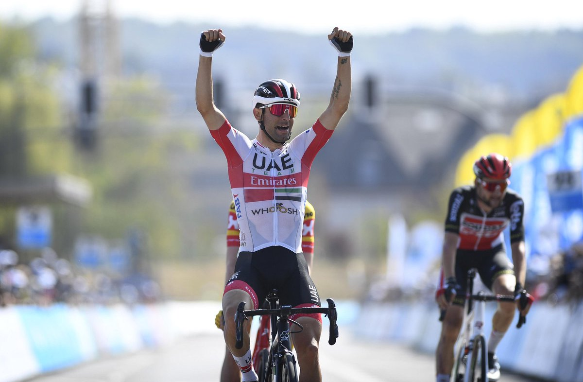 Another amazing win @DiegoUlissi @skodatour