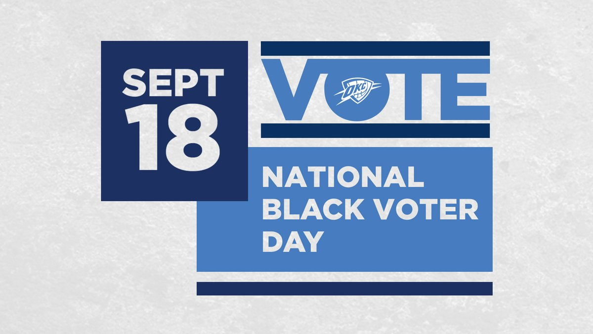 Today marks the first-ever #NationalBlackVoterDay!   Celebrate by ensuring your voice is heard by getting registered and making your plan to vote in person or by mail! 🗳️ ✉️  More info: https://t.co/9z64LEP7py https://t.co/PJROIxTnMP