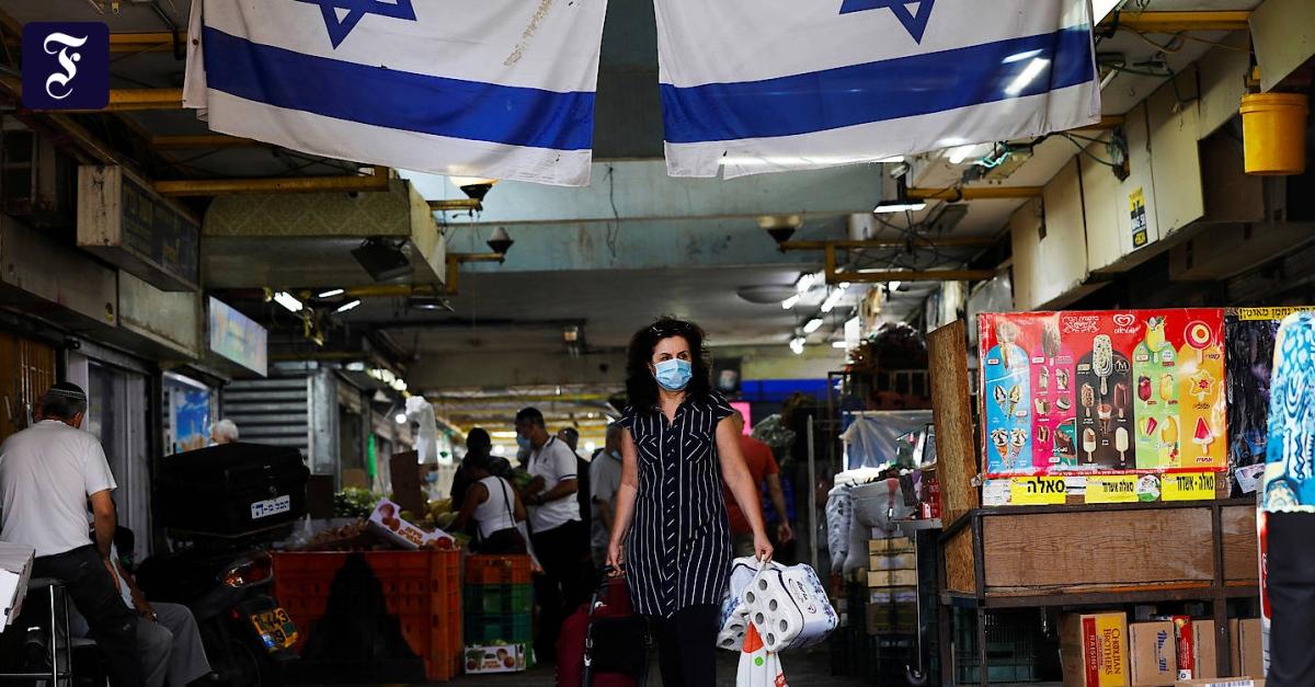 Landesweiter Lockdown: Israels selbstverschuldetes Corona-Neujahrschaos https://t.co/UdXKyNUJ0z https://t.co/nbvsjKd16l