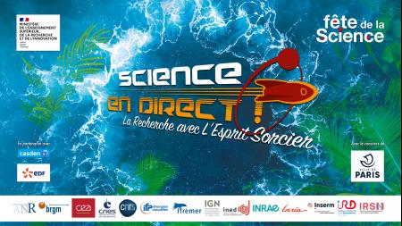 #FDS2020 | IFPEN participe à la fête de la science.  Une édition virtuelle avec une émission quotidienne en direct de 17h30 à 19h00, du 2 au 11 octobre, animée par Fred Courant et les journalistes de L'Esprit Sorcier. Plus d'infos : https://t.co/HkzlFEgf4d https://t.co/0RPDwsqipi