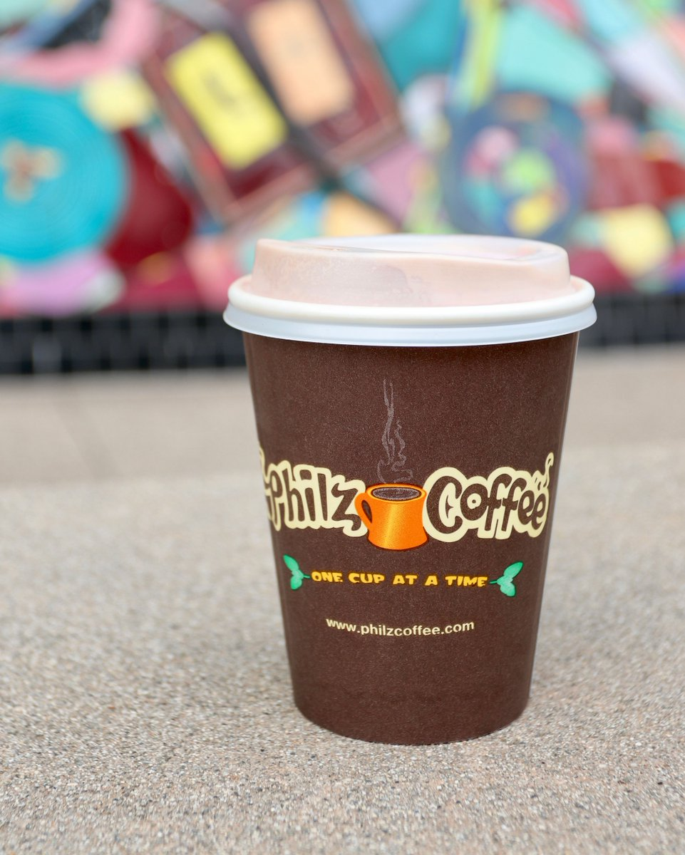 What's in the cup? . We're putting a new spin on a customer favorite. Check back on Monday to find out what it is!  .  #HowDoYouPhilz #ComingSoon #PhilzWay https://t.co/hUuhX6DbXd