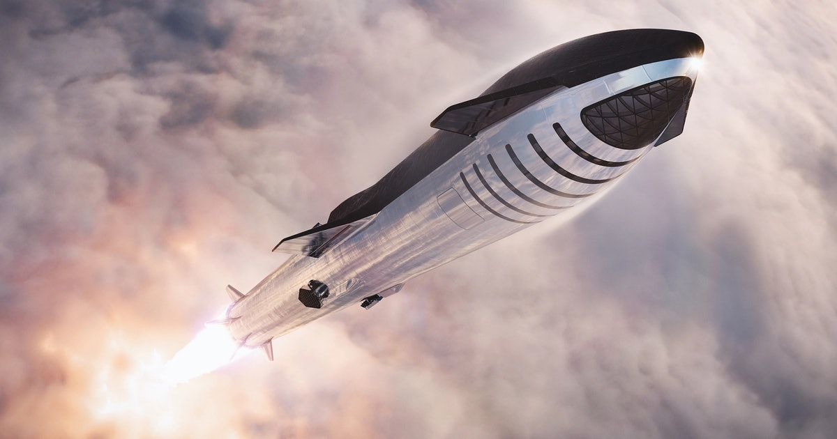 SpaceX Starship: Elon Musk outlines plans for 60,000-foot launch. https://t.co/Nrm9eiabJE https://t.co/YAOOdE7NK7