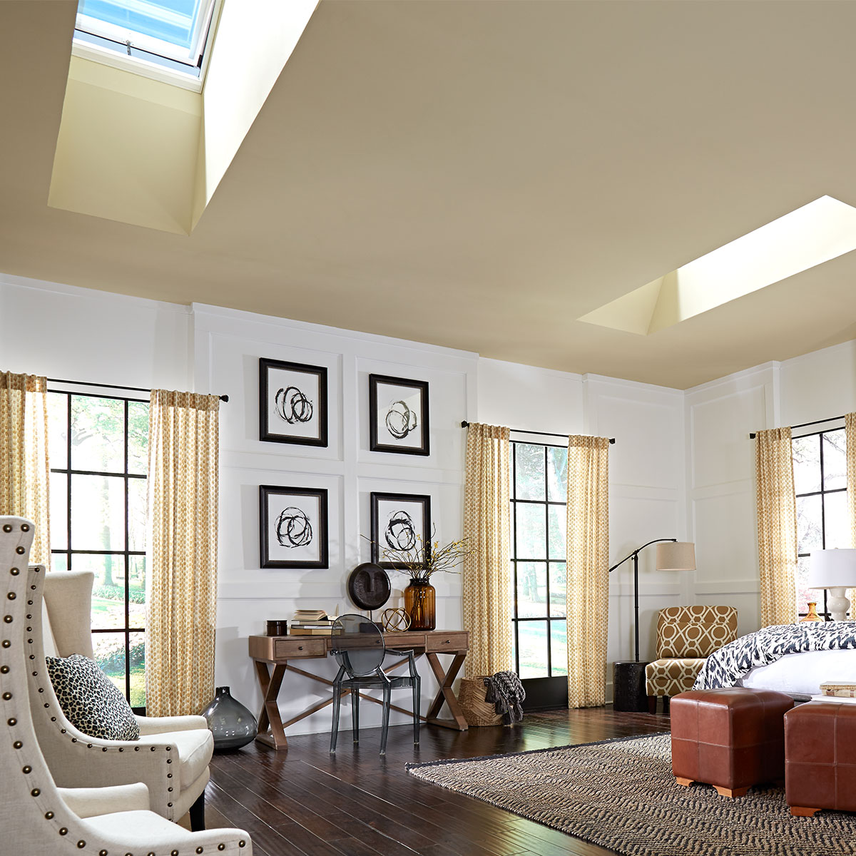 """The @VELUX Manual and Electric """"Fresh Air"""" skylight enables any home or office to embrace the best of what nature has to offer! Opening for maximum fresh air, this venting skylight contributes to a home's comfort level by allowing stale, humid air to be released.  #RVWCO #VELUX https://t.co/v2rCduJdBV"""