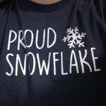 Image for the Tweet beginning: Love wearing this shirt