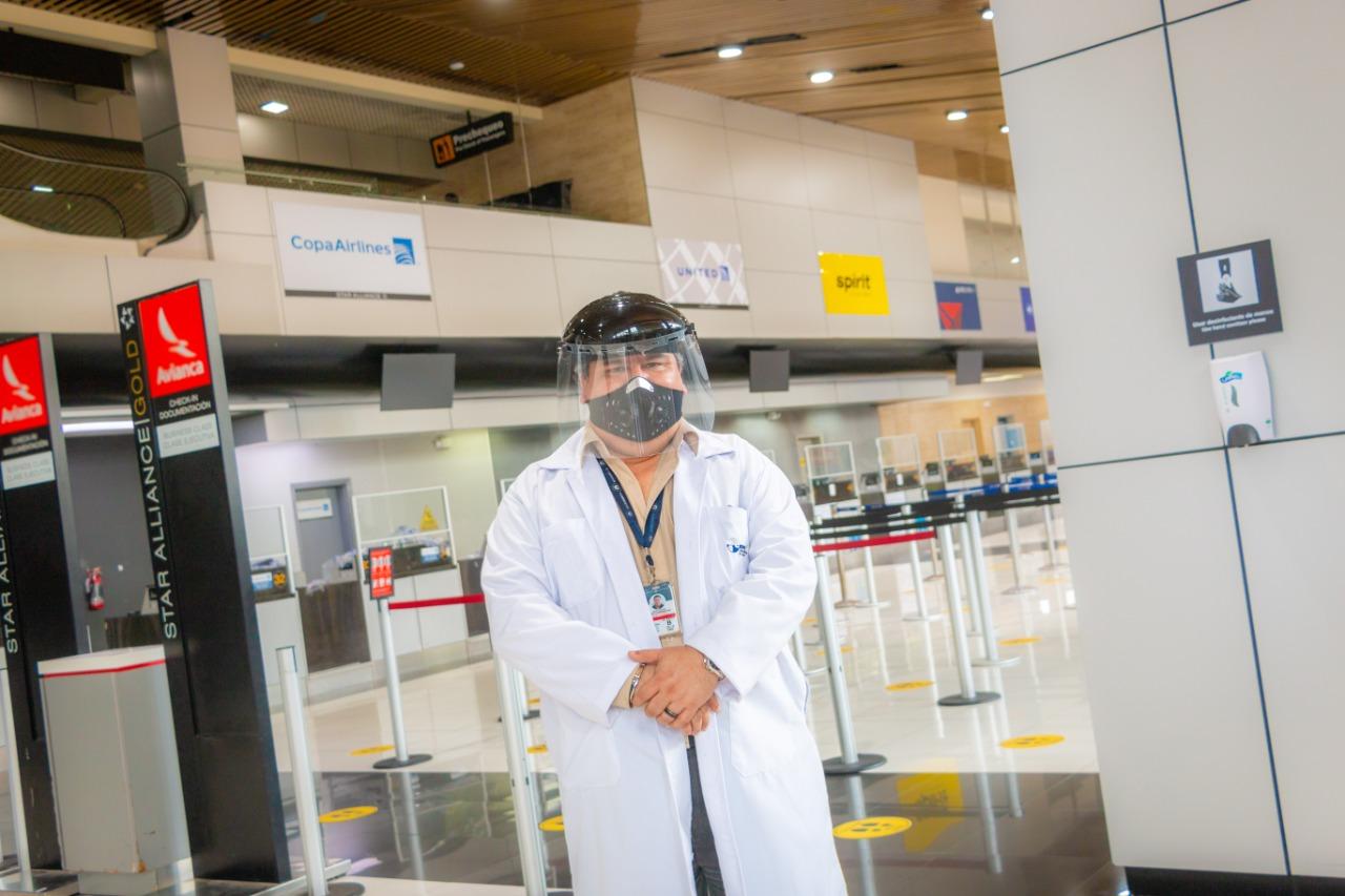 IATA pide a gobierno salvadoreño decreto por prueba Covid-19 a viajeros por líneas aéreas