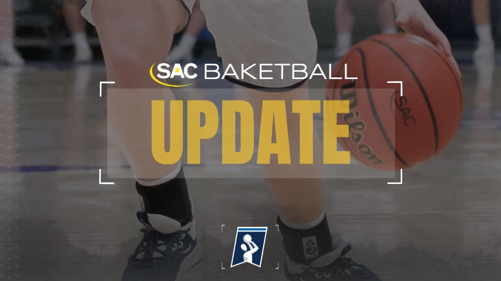🚨NEWS ALERT🚨  The South Atlantic Conference President's Council has voted to begin the 2020-21 SAC Basketball Seasons on Nov. 21. #MakeSACYours #SACMBB #SACWBB  Story: https://t.co/K37Rm4G4Zd https://t.co/QGyaxBRDGC