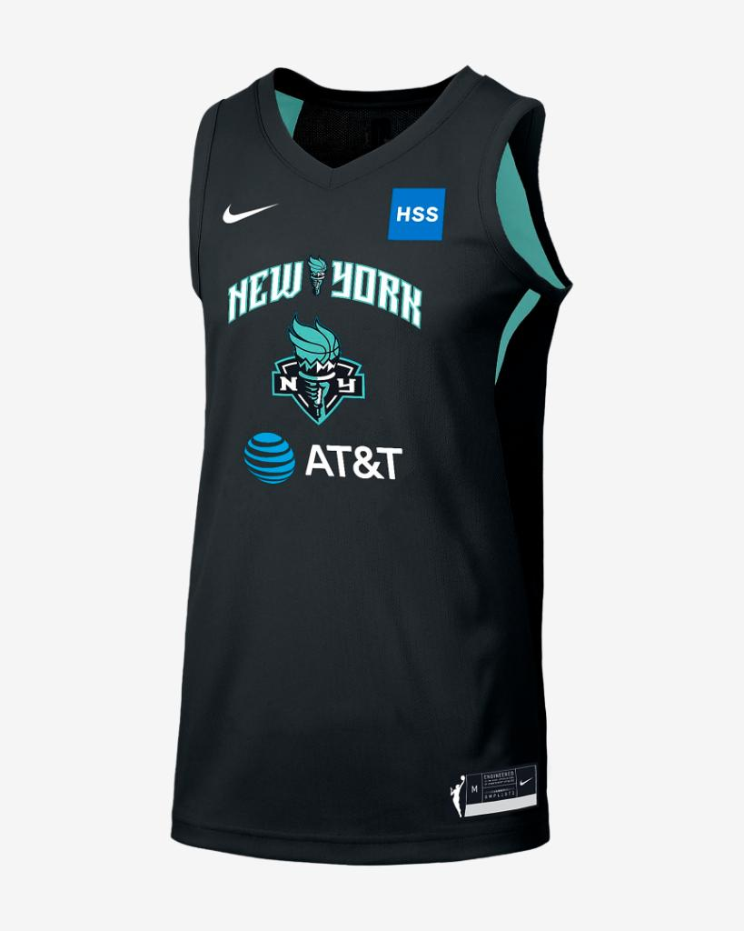 Show your support for the # 1 pick.  The @sabrina_i New York Liberty WNBA Jersey is here.  Shop: https://t.co/5LLFtHNYNn https://t.co/7ndfr0DkA3