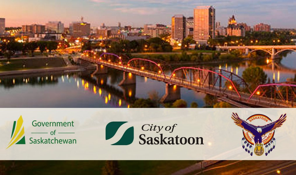 The Greater Saskatoon Chamber of Commerce is pleased to see the newly announced three way partnership between the Government of Saskatchewan, City of Saskatoon and the Saskatoon Tribal Council to address downtown safety and homelessness. read more: https://t.co/TSCdreSpME https://t.co/CdeliQFxqv
