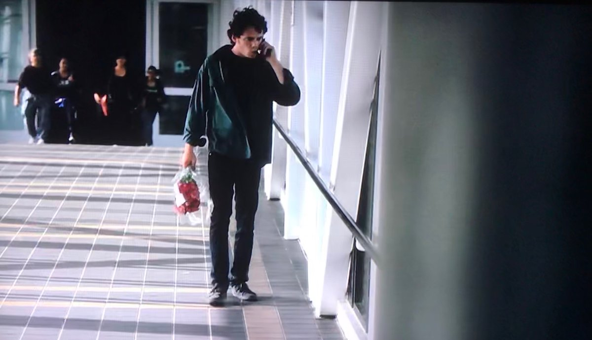 """Felicity Jones and Anton Yelchin star in """"Like Crazy"""" (2011), which follows a long-distance relationship imperiled by visa issues, includes several scenes shot at LAX. Director/co-writer Drake Doremus partially based the film on his own long-distance relationship. #LAXFilmFriday https://t.co/6oA6Rj6m3U"""