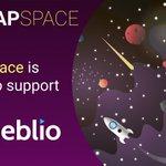 Image for the Tweet beginning: Hey @NeblioTeam community! @SwapSpaceCo team