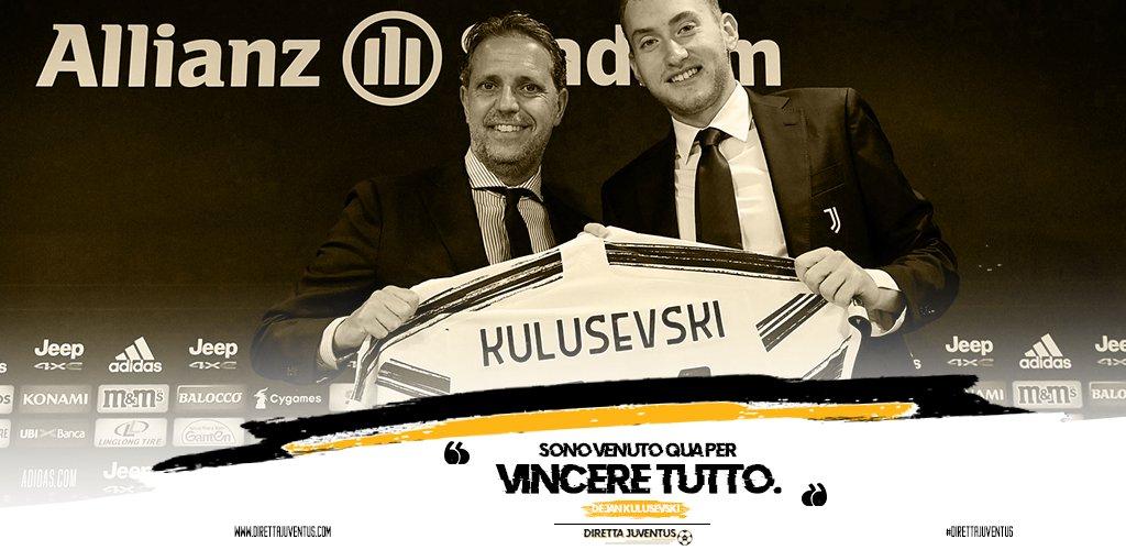 #Kulusevski