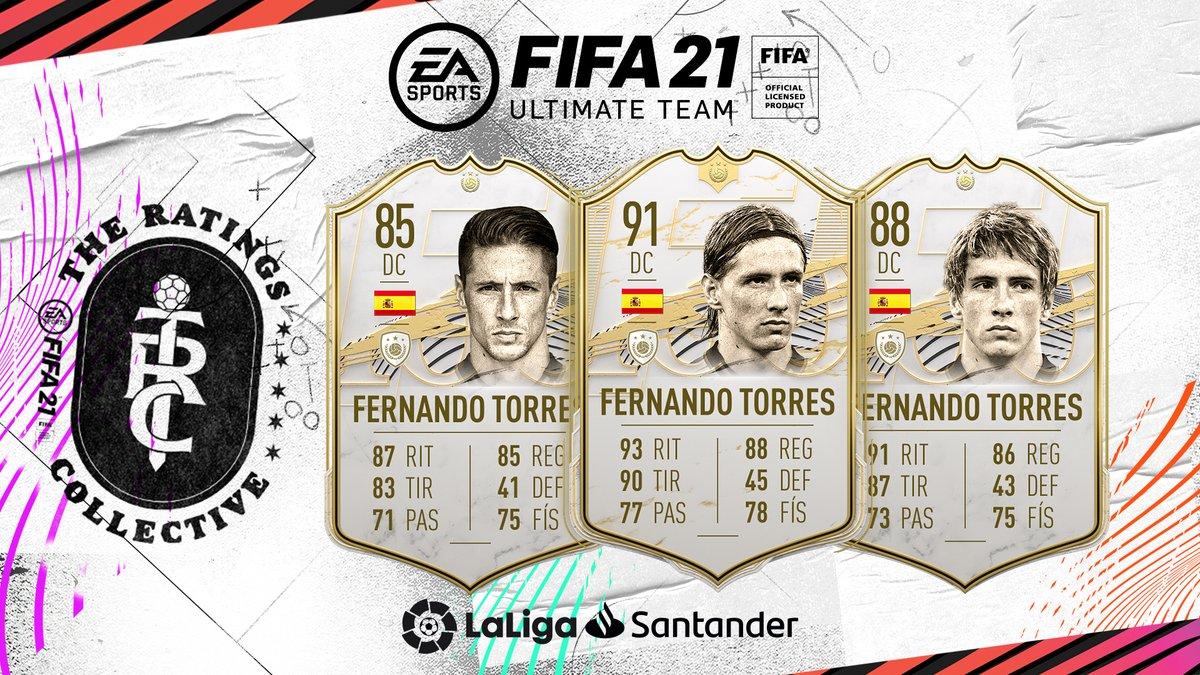 ✨ 'El Niño' = ICON.  ⚽ Rediscover @Torres' magic on #FIFA21!  🎮 @EASPORTSFIFA 🎮 https://t.co/GxKbeAGVwl